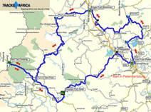 Discounted guided motorbike tour Hoedspruit Corporate Event Transport 1