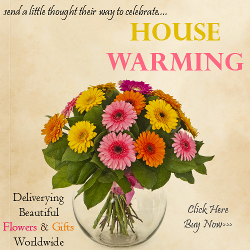 Beautify a loved ones home with the perfect house warming gift!