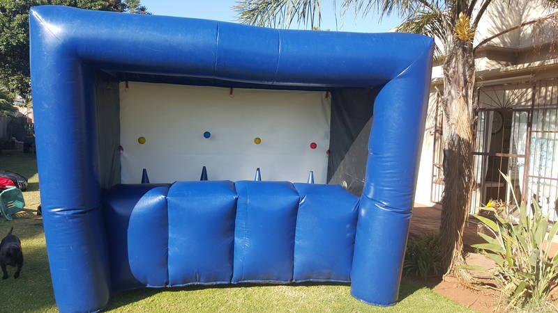 Inflatable Safe Archery