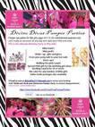 Divine Divas Pamper Parties  - Spa Pamper Birthday Party Girls ,Mom,Ladies