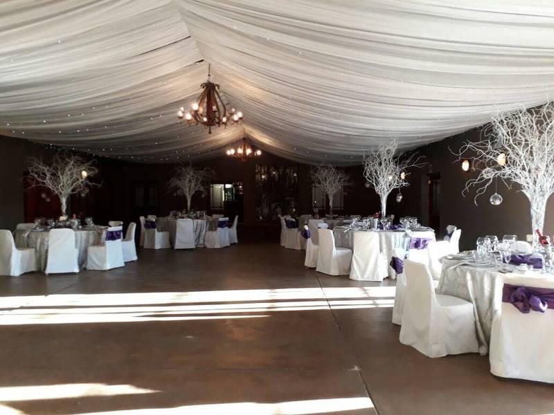 The Muller/Burger Wedding  Hall