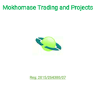 Mokhomase Trading and Projects