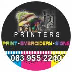 BJ Digital Printers Vaal