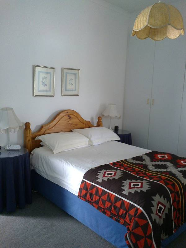 Suite one: main bedroom & 2nd bedroom with twin beds.