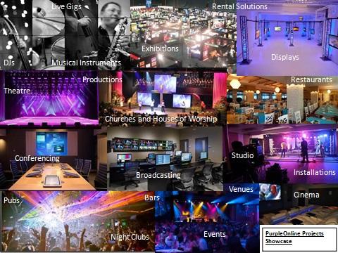 Purpleonline Showcase