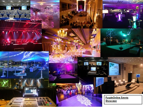 Purpleonline Events