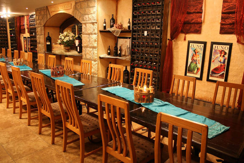 Wine Cellar and Confrence room