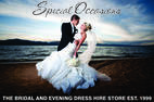 Special Occasions- The Bridal and Evening Dress Hire Store