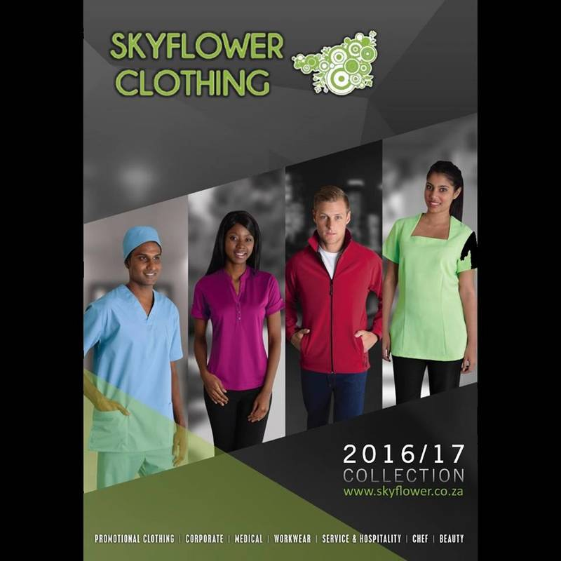 SkyFlower Clothing 2016 Catalog